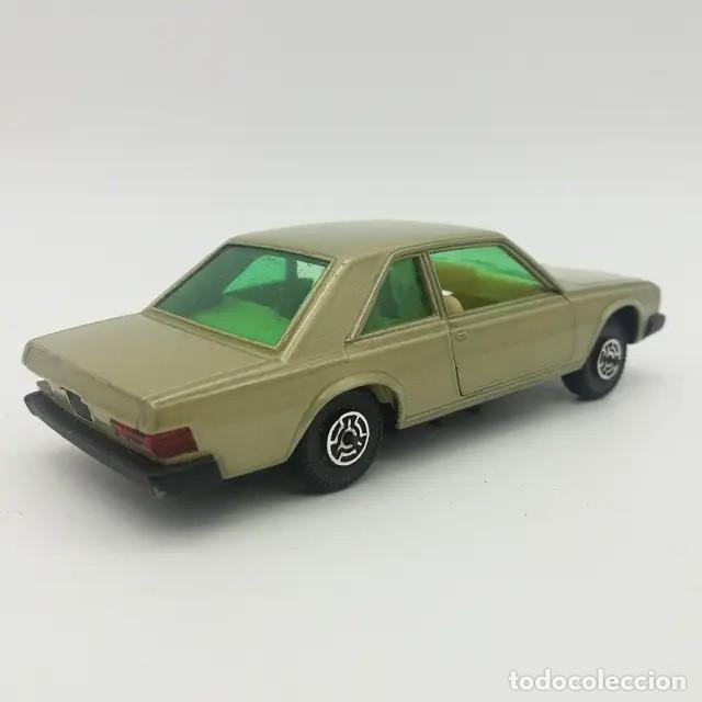 Coches a escala: Fiat 130 escala 1/37 de GUISVAL Serie escorpión Super Rápidos año 1976 - Foto 2 - 243776025