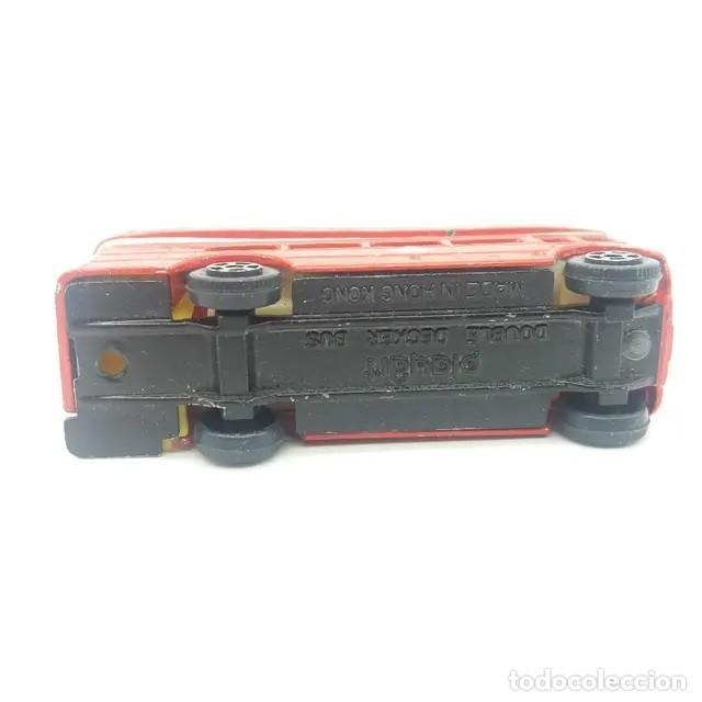 Coches a escala: Autobús de Londres, Double Decker Bus de PLAYART referencia 92 serie Fast Wheel - Foto 4 - 243790835