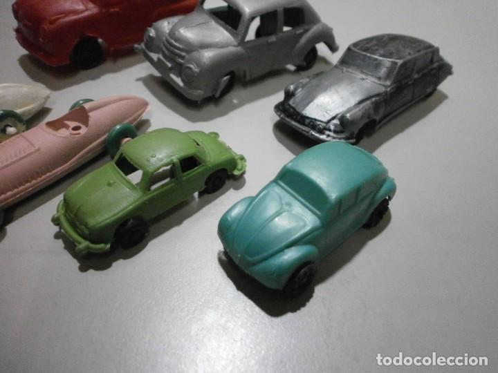 Coches a escala: lote de coches promocionales detergentes omo ese ? - Foto 2 - 243843425