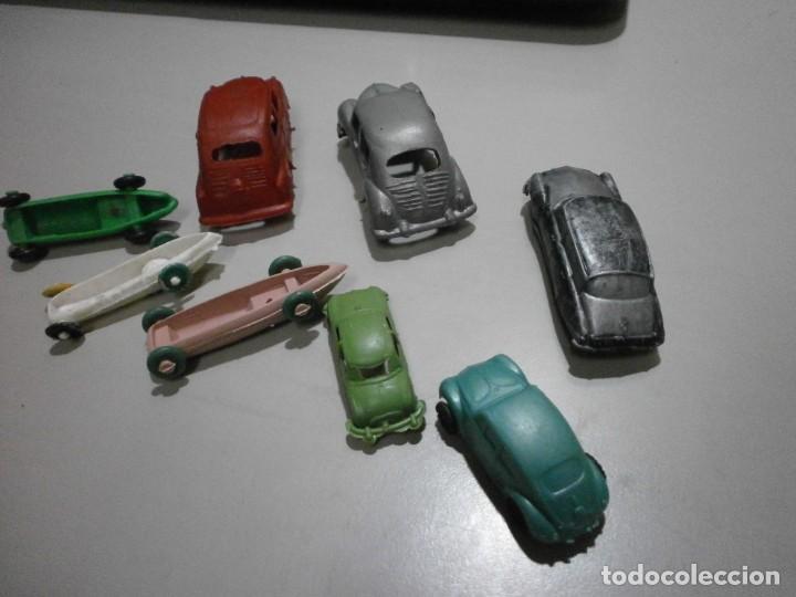 Coches a escala: lote de coches promocionales detergentes omo ese ? - Foto 6 - 243843425