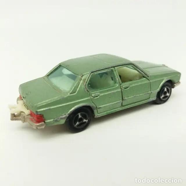 Coches a escala: BMW 733 referencia 256 escala 1:60 de Majorette versión año 1981 - Foto 2 - 244102350