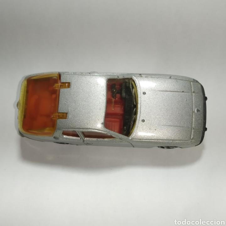 Coches a escala: Porsche 924 gris referencia 247 escala 1:60 de Majorette versión año 1978 a 1979 - Foto 3 - 244179205