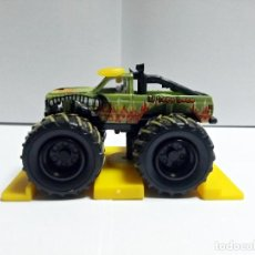 Coches a escala: EL TORO LOCO - GUISVAL MONSTER ESCALA 1:58 - COCHE TRUCK BIGFOOT JAM PICKUP JUGUETE CAR 1:64 APROX.. Lote 244451635