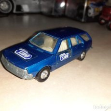Coches a escala: RENAULT 18 GTS FAMILIAR.MIRA, GALLETAS SIRO.MADE IN SPAIN AÑOS 80.. Lote 244742335