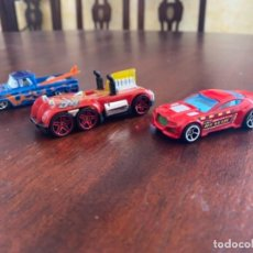Auto in scala: ANTIGUOS COCHES METAL HOT WHEELS MATTEL 2005 /2007. Lote 244834720