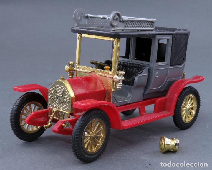 BIANCHI 1905 NACORAL FIAT 24 CV REF 1017 PLÁSTICO AÑOS 80 (Juguetes - Coches a Escala Otras Escalas )
