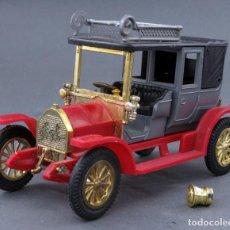 Auto in scala: BIANCHI 1905 NACORAL FIAT 24 CV REF 1017 PLÁSTICO AÑOS 80. Lote 245231930