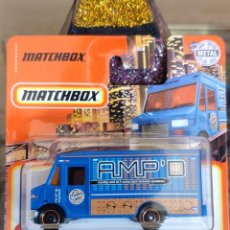 Coches a escala: MATCHBOX 89/100: EXPRESS DELIVERY. Lote 245410390