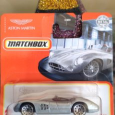 Coches a escala: MATCHBOX 44/100: 1956 ASTON MARTIN DBR1. Lote 245410765