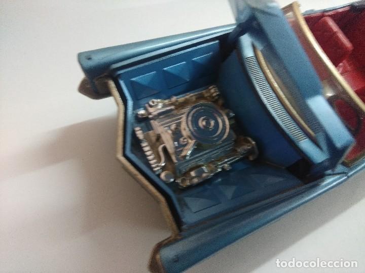 Coches a escala: SCHUCO CADILLAC DE VILLE CONVERTIBLE 5505. - Foto 6 - 245568485