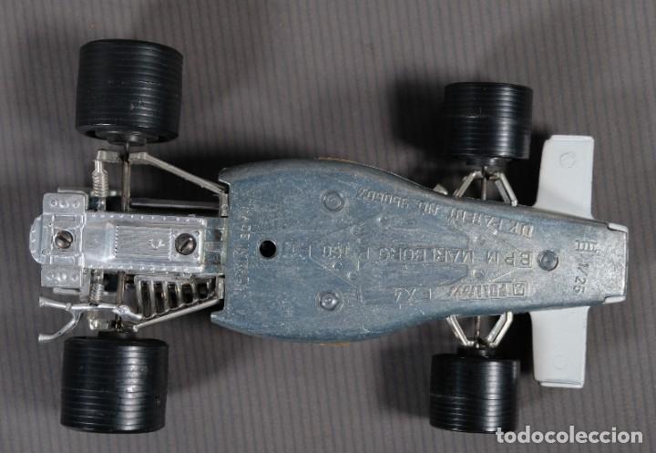 Coches a escala: Coche politoys BRM Malboro P 160 F1 No950607. Escala 1/25 - Foto 3 - 245638885