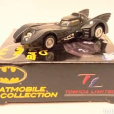 Coches a escala: BATMOVIL- BATMAN- BATMOBILE COLLECTION - TOMICA LIMITED -TAKARA TOMY-- DC COMIC -2012. Lote 245654025