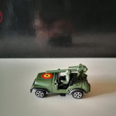 Coches a escala: JEEP WILLYS GUISVAL LOTE TIPO COCHE TIPO LESNEY MAJORETTE. Lote 245906430