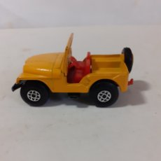 Coches a escala: MATCHBOX JEEP. Lote 245926845