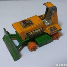 Auto in scala: COCHE - MATCHBOX LESNEY Nº 12 BIG BULL - 1975 MADE IN ENGLAND. Lote 252185380