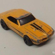 Auto in scala: COCHE - HOT WHEELS PONTIAC 67. Lote 252189650