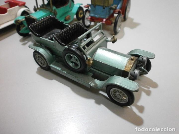 Coches a escala: lote de coches lesney - Foto 3 - 252966060