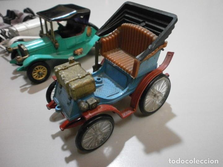Coches a escala: lote de coches lesney - Foto 4 - 252966060