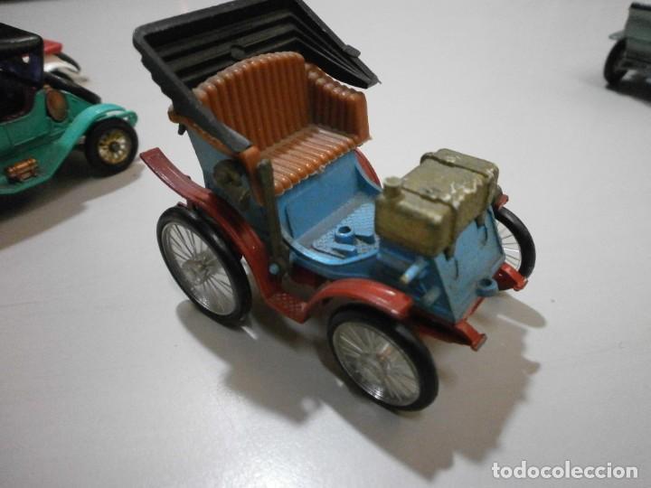 Coches a escala: lote de coches lesney - Foto 5 - 252966060