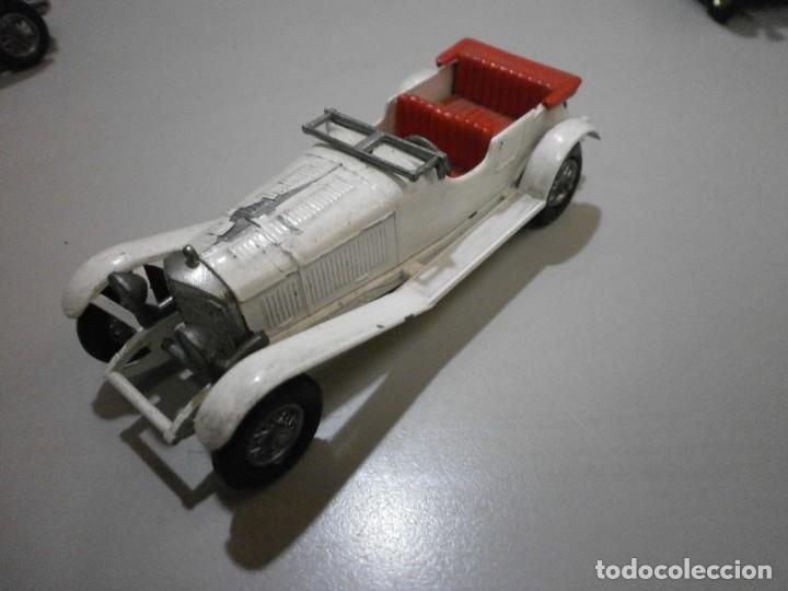 Coches a escala: lote de coches lesney - Foto 8 - 252966060
