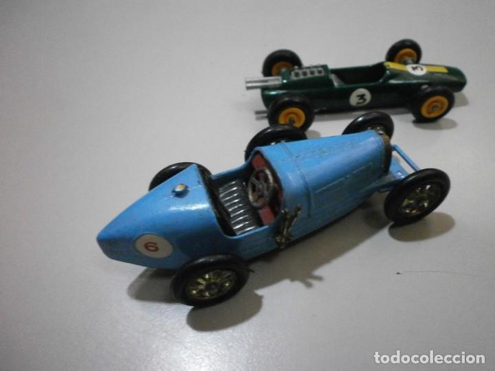 Coches a escala: lote de coches lesney - Foto 2 - 252966245