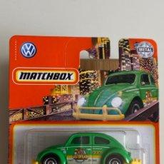 Auto in scala: MATCHBOX 62 VOLKSWAGEN BEETLE. Lote 253018620