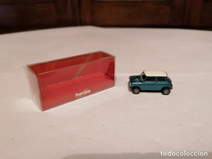 Coches a escala: Herpa 1/87 Mini Cooper 96 Perfecto Estado - Foto 1 - 253234745