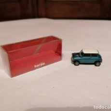 Coches a escala: HERPA 1/87 MINI COOPER 96 PERFECTO ESTADO. Lote 253234745
