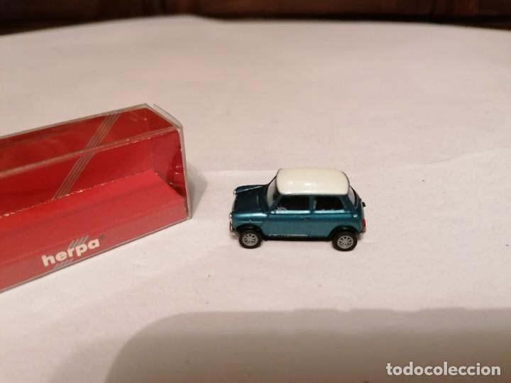 Coches a escala: Herpa 1/87 Mini Cooper 96 Perfecto Estado - Foto 2 - 253234745