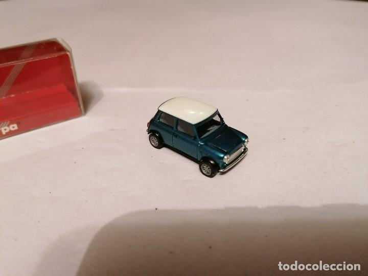Coches a escala: Herpa 1/87 Mini Cooper 96 Perfecto Estado - Foto 3 - 253234745