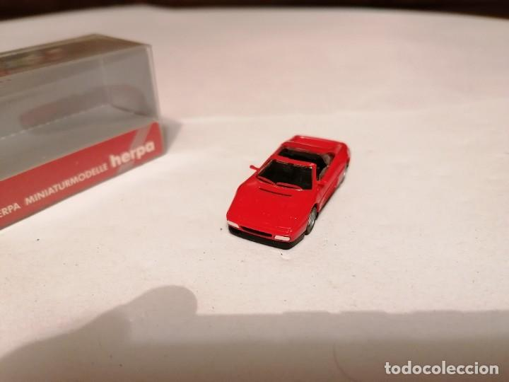 Coches a escala: Herpa 1/87 025300 Ferrari 348 Testarossa Perfecto Estado - Foto 2 - 253234955