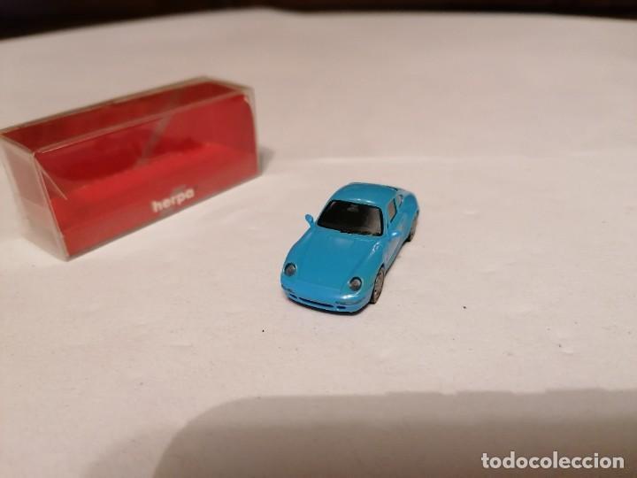Coches a escala: Herpa 1/87 Porsche Carrera Perfecto Estado - Foto 2 - 253235515
