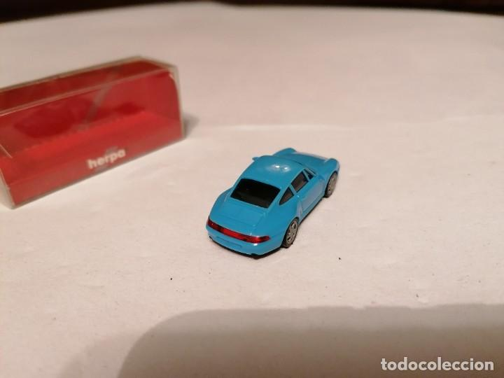Coches a escala: Herpa 1/87 Porsche Carrera Perfecto Estado - Foto 3 - 253235515
