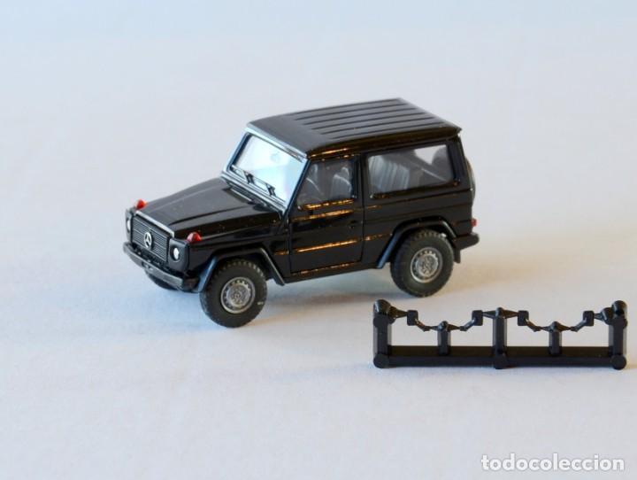 Coches a escala: Herpa Escala 1:87 H0 Lote de 5 coches Mercedes Benz, E320T,300E,600SEL,G,500SL - Foto 4 - 254025965