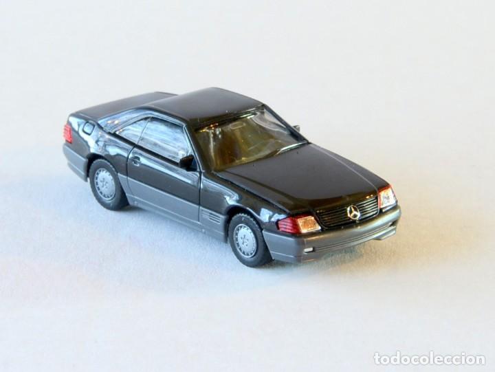 Coches a escala: Herpa Escala 1:87 H0 Lote de 5 coches Mercedes Benz, E320T,300E,600SEL,G,500SL - Foto 6 - 254025965