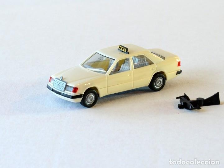 Coches a escala: Herpa Escala 1:87 H0 Lote de 5 coches Mercedes Benz, E320T,300E,600SEL,G,500SL - Foto 8 - 254025965