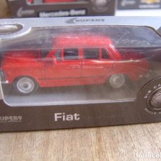 Coches a escala: FIAT 125P. -COCHES LEGENDARIOS-. WELLY SUPER9. SCALE MODELS 1/60. Lote 254043865