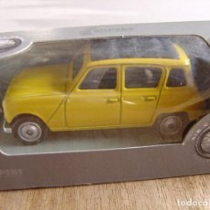 Coches a escala: RENAULT 4. -COCHES LEGENDARIOS-. WELLY SUPER9. SCALE MODELS 1/60. Lote 254050725