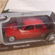 Coches a escala: RENAULT 5. -COCHES LEGENDARIOS-. WELLY SUPER9. SCALE MODELS 1/60. Lote 254051735
