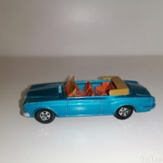 Coches a escala: MATCHBOX SERIES Nº 69 - ROLLS ROYCE SILVER SHADOW COUPE - MADE IN ENGLAND BY LESNEY. Lote 254512345