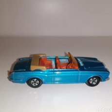 Coches a escala: MATCHBOX SERIES Nº 69 - ROLLS ROYCE SILVER SHADOW COUPE - MADE IN ENGLAND BY LESNEY. Lote 254513110
