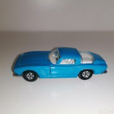 Coches a escala: MATCHBOX SERIES Nº 14 ISO GRIFO - MADE IN ENGLAND BY LESNEY. Lote 254516800