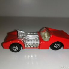 Coches a escala: MATCHBOX SERIES Nº 19 ROAD DRAGSTER - MADE IN ENGLAND BY LESNEY. Lote 254519165