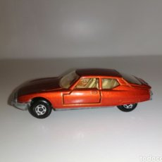 Coches a escala: MATCHBOX SERIES Nº 51 CITROEN S. M. - MADE IN ENGLAND BY LESNEY. Lote 254519955