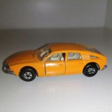 Coches a escala: MATCHBOX SERIES Nº 56 BMC 1800 PININFARINA - MADE IN ENGLAND BY LESNEY. Lote 254521580