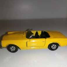 Coches a escala: MATCHBOX SERIES Nº 27 MERCEDES 230 SL - MADE IN ENGLAND BY LESNEY. Lote 254523195