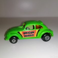 Coches a escala: MATCHBOX SERIES Nº 43 DRAGÓN WHEELS - MADE IN ENGLAND BY LESNEY. Lote 254523810
