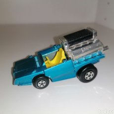 Coches a escala: MATCHBOX SERIES Nº 42 TYRE FRYER - MADE IN ENGLAND BY LESNEY. Lote 254524915