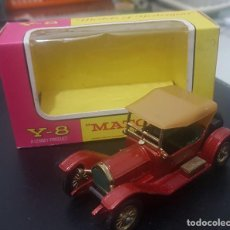 Coches a escala: MATCHBOX Y-8 STUTZ 1914. MODELS OF YESTERDAY. ESTADO IMPECABLE. MADE IN ENGLAND. Lote 254638675