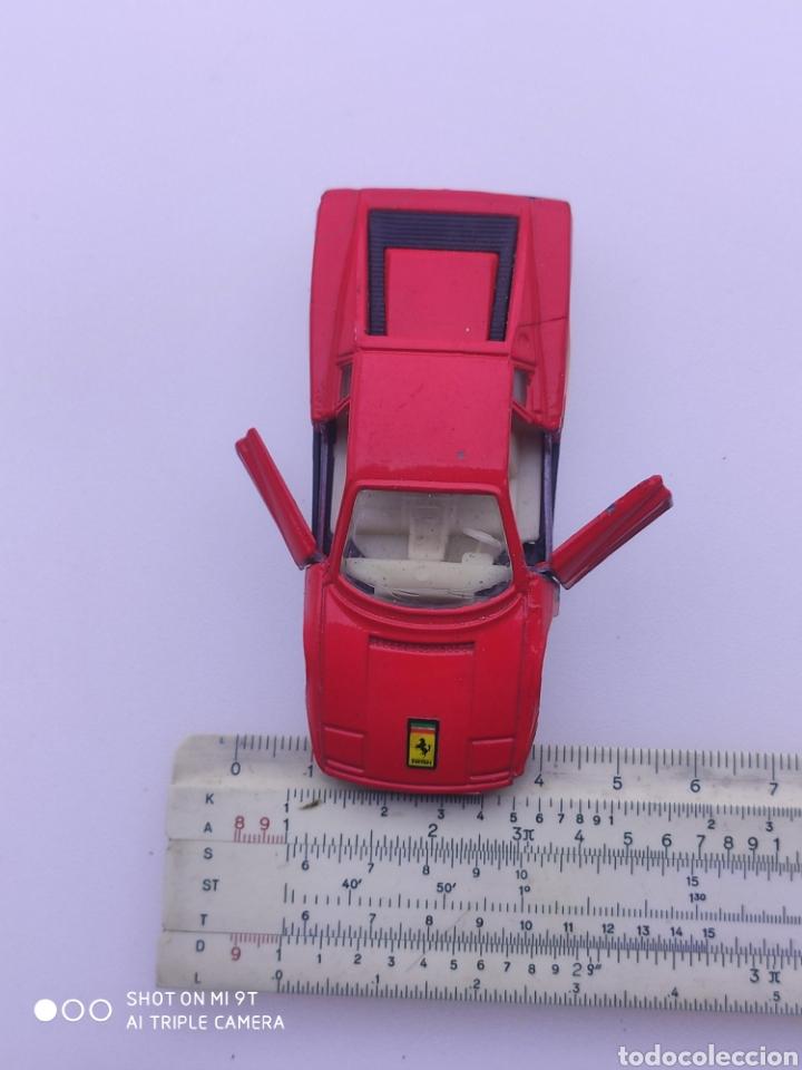 Coches a escala: Ferrari testarrosa matchbox - Foto 2 - 256087570
